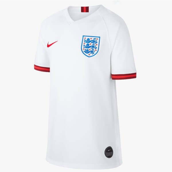 Maillot Foot Angleterre 1ª Femme 2019 Blanc