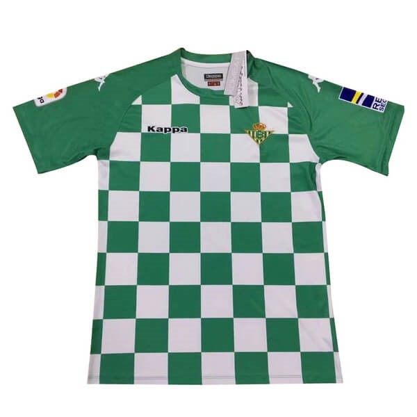 Maillot Foot Real Betis Edition commémorative 2019-2020 Vert