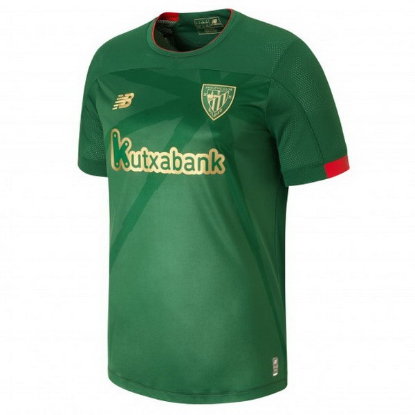 Maillot Foot Athletic Bilbao 2ª 2019-2020 Vert