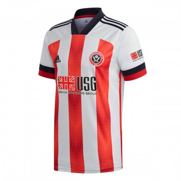 Thailande Maillot Sheffield United 1ª 2020-2021 Rouge