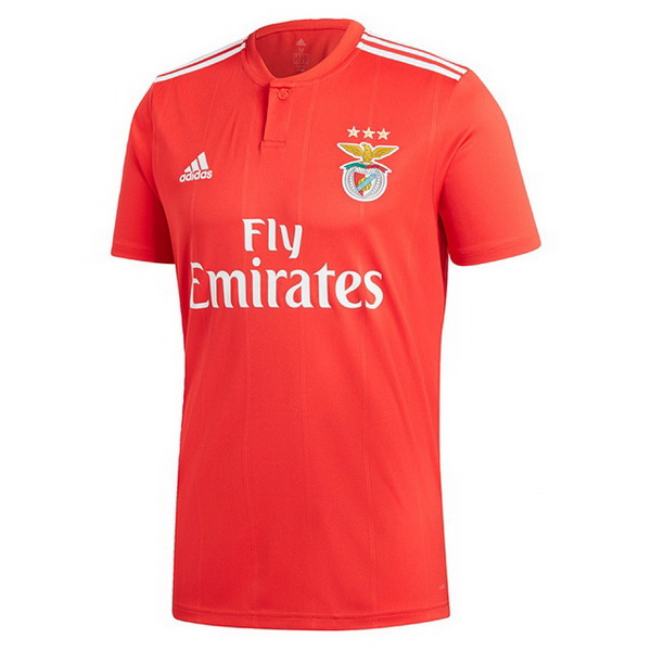 1ª Benfica Maillot Foot 2018-2019 Rouge