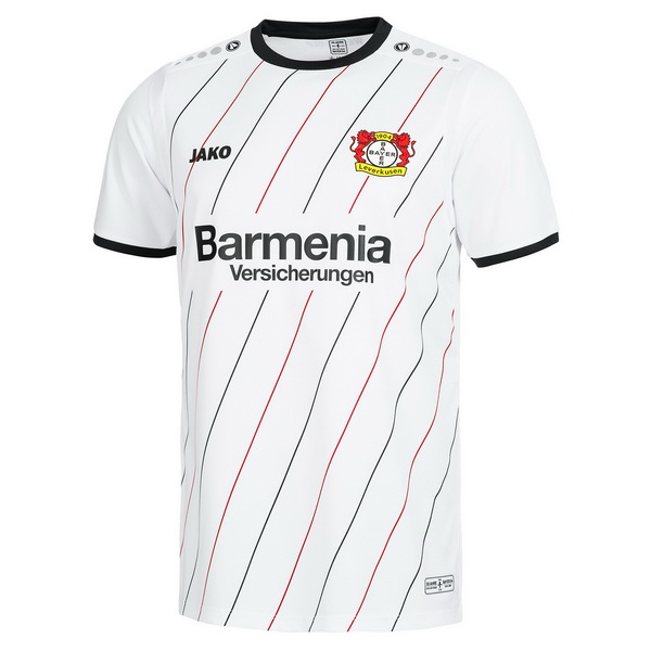 Maillot Foot Leverkusen JAKO 30th UEFA CUP 2018-2019 Blanc